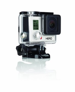 Go pro hero3 camera picture