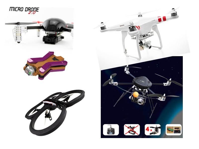 Top 5 drones you can buy