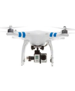 DJI Phantom with zenmuse gimbal