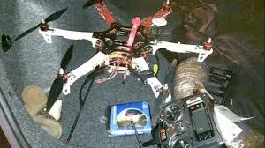 Drone contraband