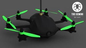 tbs gemini racing drone