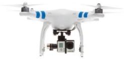 dji phantom zenmuse drone