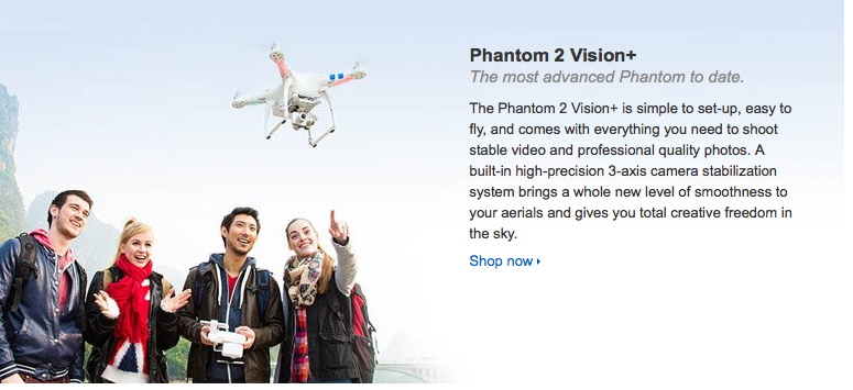 DJI Phantom Vision for sale
