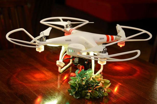 Christmas drone deals image
