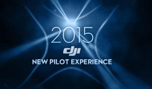 DJI New Drone Pilot Experience