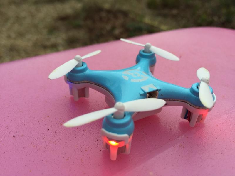 Cheerson CX 10 Mini Drone Review