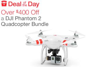 DJI Phantom 2 drones for sale offer
