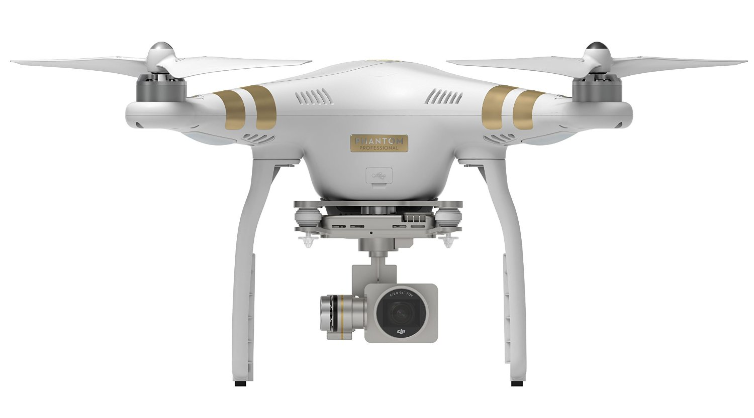 DJI Phantom 3 Professional With 4K Camera