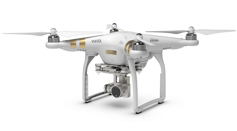 DJI Phantom 3 Professional with 4K Camera - Drones for ...