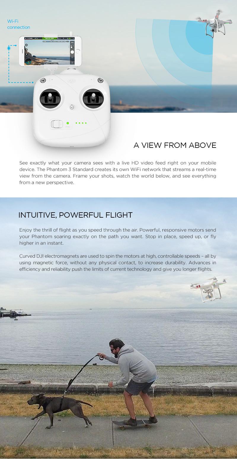 Dji Phantom 3 Standard Drones For Sale Den 2 Wiring Diagram Motor 00