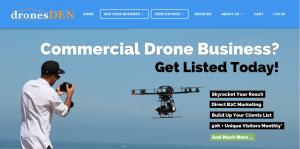 drone hire image