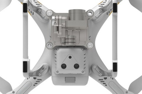 dji phantom 3 sensors picture
