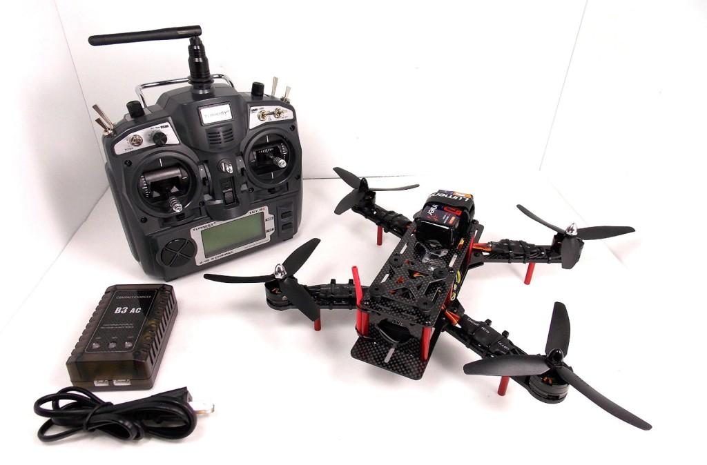 usfpv cf-250 racing quadcopter for sale