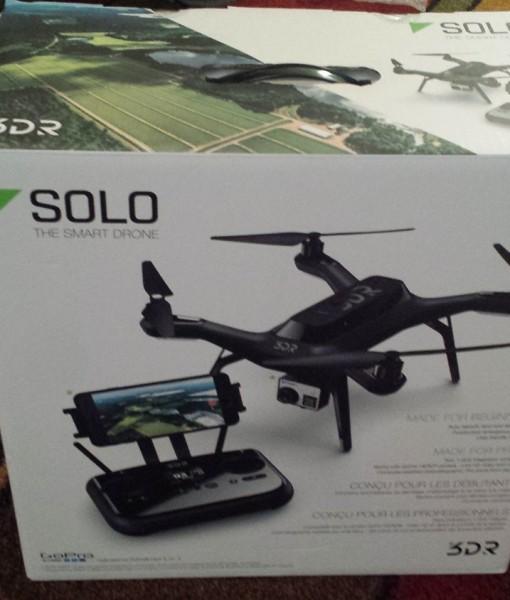 3drobotics solo for sale