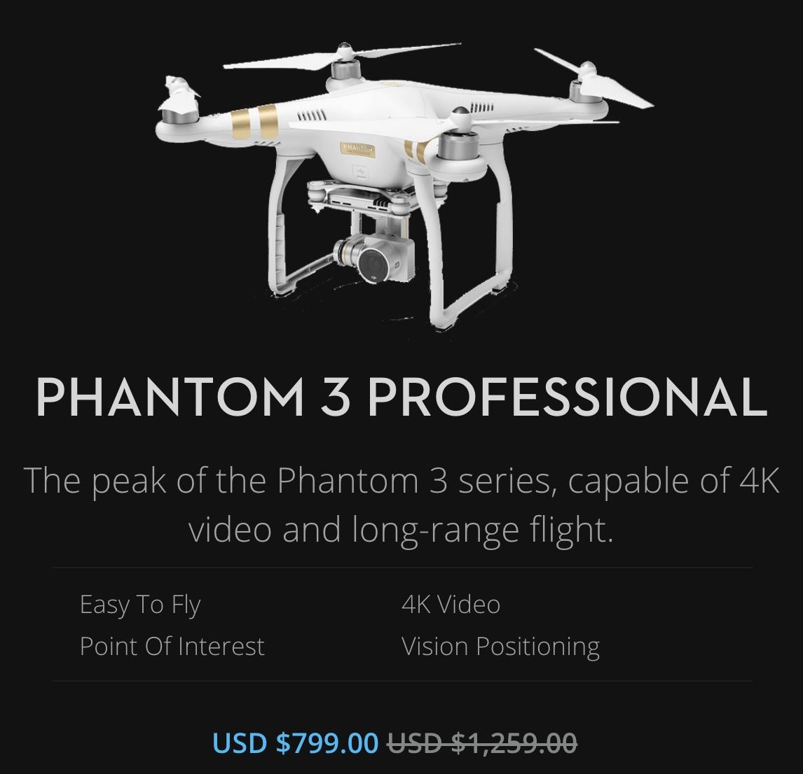 Deals drone