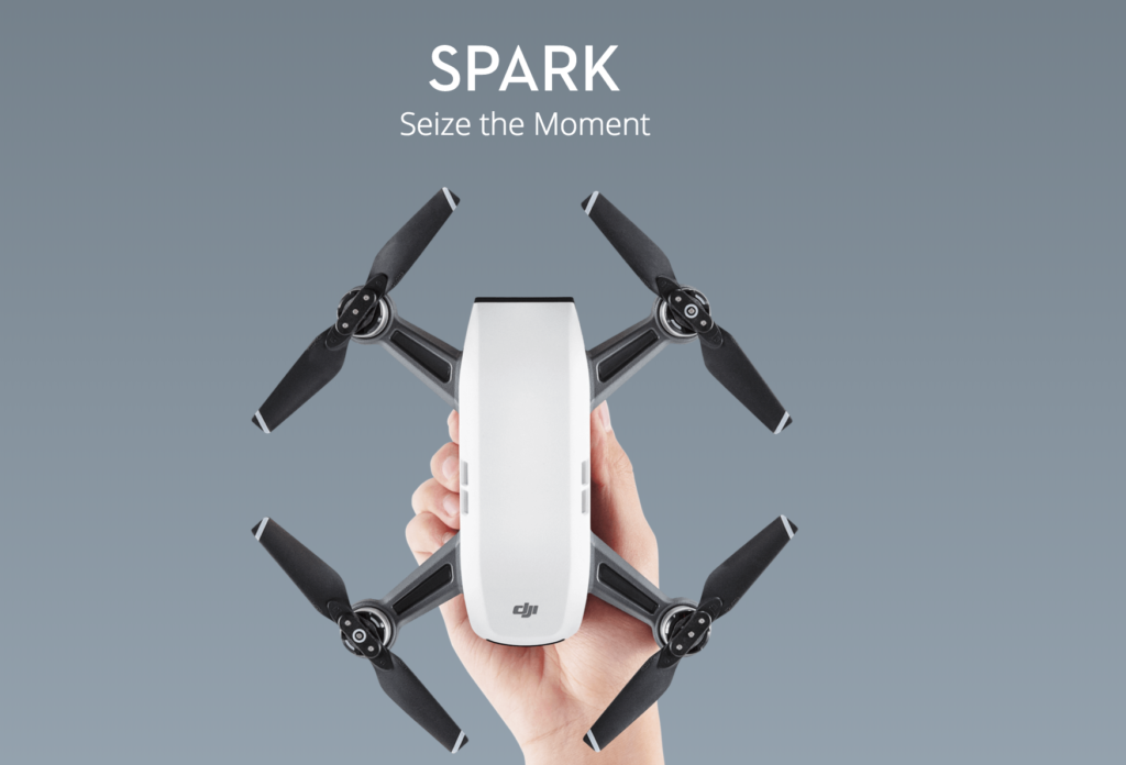 dji spark black friday sale