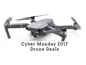 dji mavic cyber monday deals
